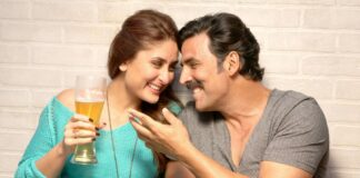 Hit Sauda Khara Khara van Sukhbir in Bollywood film Good News