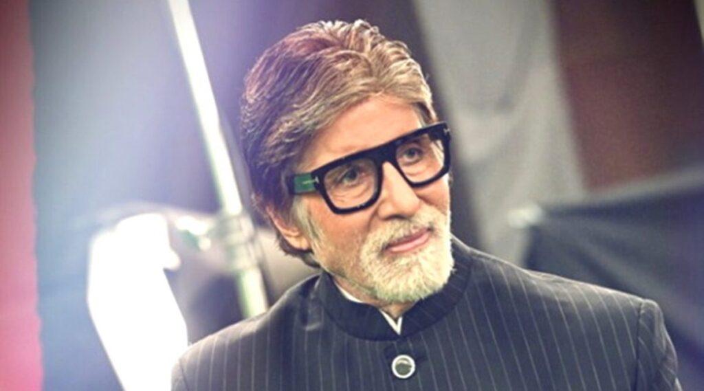 Amitabh Bachchan vandaag 78 jaar