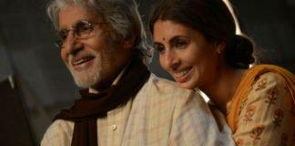 Dochter Amitabh Bachchan maakt acteerdebuut in commercial