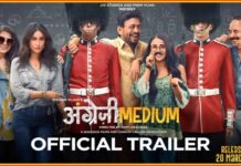 Bekijk de trailer van de Bollywood film Angrezi Medium