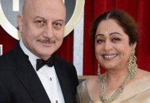 Bollywood acteur Anupam Kher onthult dat zijn vrouw Kirron Kher lijdt aan bloedkanker