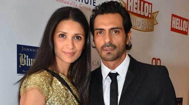 Arjun Rampal en Mehr Jesia gaan scheiden