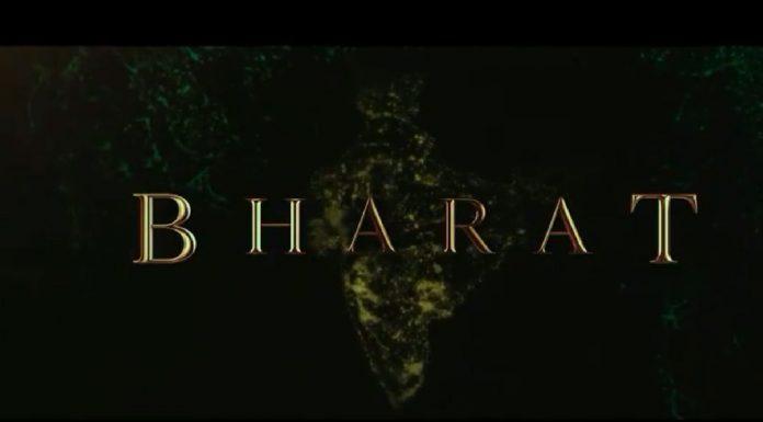 Eerste promo-video Bharat onthuld