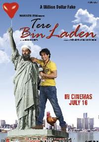 Bolywood film over Bin Laden