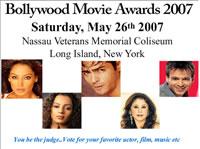 Bollywood Movie Awards 2007