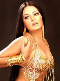 Bollywood actrice Celina Jaitley