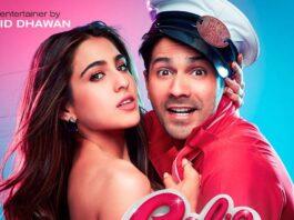 Bollywood remake Coolie No 1 direct naar streamingsplatform?