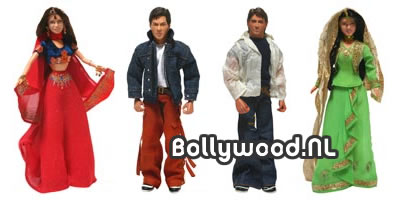 Bollywood dolls