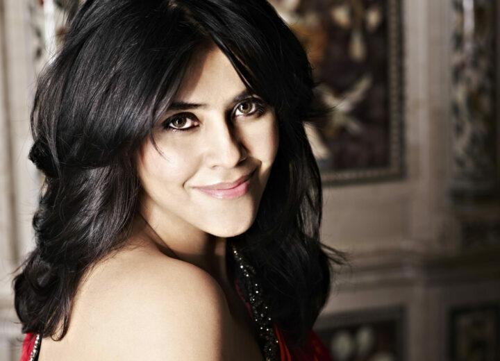 Bollywood producente Ekta Kapoor is moeder geworden