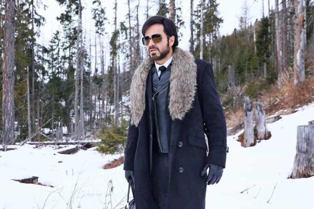 Bollywood acteur Emraan Hashmi wordt de enige acteur die twee bioscoopreleases heeft tijdens pandemie