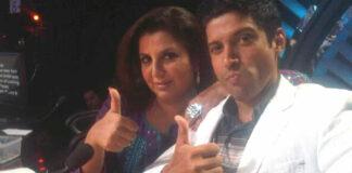 Bollywood acteur Farhan Akhtar neemt afstand van Farah Khan