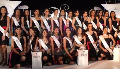 Bollywood - Femina Miss India 2007