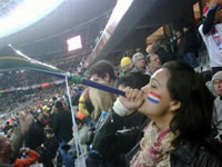Ook Bollywood support Oranje