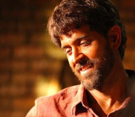 Acteur Hrithik Roshan blij met het succes van Bollywood film Super 30