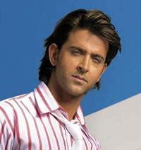 Bollywood - Hrithik Roshan betrokken bij verkeersongeval