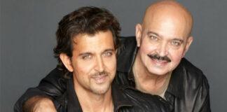Bollywood regisseur Rakesh Roshan zal nooit een film maken zonder zoon Hrithik Roshan