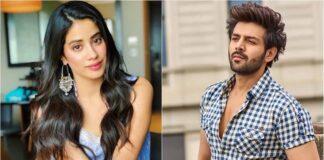 Bollywood actrice Janhvi Kapoor en acteur Kartik Aaryan volgen elkaar niet meer op Instagram