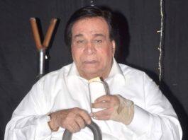 Bollywood ster Kader Khan op 81-jarige leeftijd overleden
