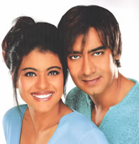 Bollywood - Ajay en Kajol