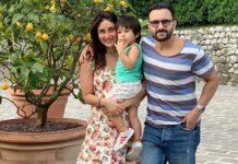 Bollywood actrice Kareena Kapoor Khan bevallen van een jongen
