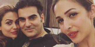 Mogelijke verzoening Bollywood sterren Malaika en Arbaaz?