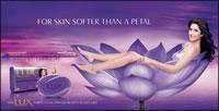 De nieuwe Bollywood Lux queen