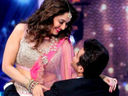 Bollywood actrice Madhuri Dixit kon Total Dhamaal niet weigeren