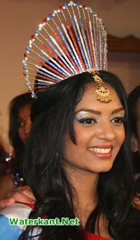 Vandana Biere is Miss India Holland 2009
