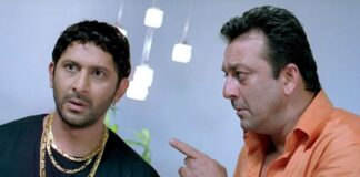 Bollywood acteur Arshad Warsi denkt dat Munnabhai 3 er niet meer komt