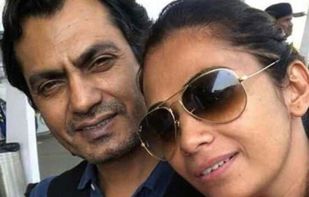 Vrouw Bollywood acteur Nawazuddin Siddiqui wil niet meer scheiden