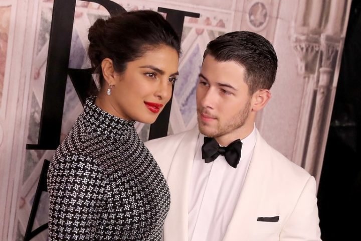 Bollywood actrice Priyanka Chopra is nu Priyanka Jones- Chopra