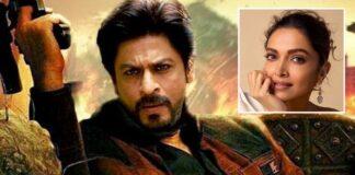 Deepika gaat drie weken filmen met SRK voor 'Pathan'