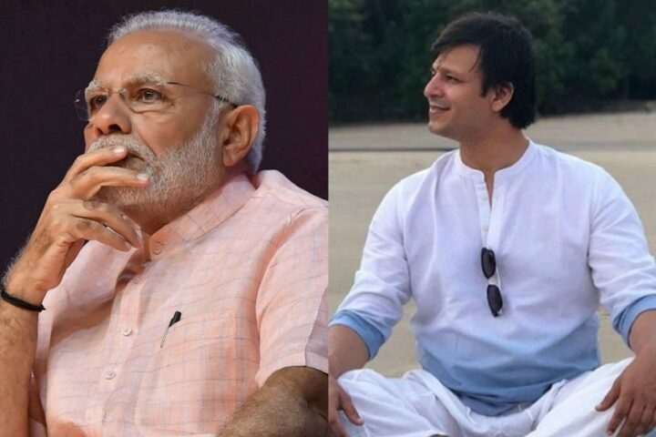 Bollywood acteur Vivek Oberoi speelt Narendra Modi in biopic