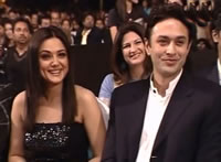 Bollywood - Preity Zinta en Ness Wadia