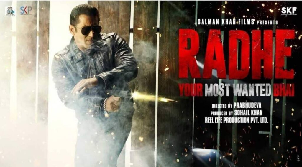 Bekijk de trailer van de Bollywood film Radhe: Your Most Wanted Bhai