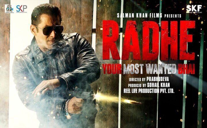 Gaat Bollywood film Radhe: Your Most Wanted Bhai voor een release met Kerst?