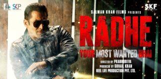 Salman Khan's Bollywood film Radhe komt niet uit met Eid