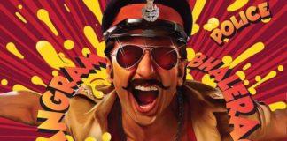 Bekijk de trailer van Bollywood film Simmba