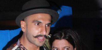 Bollywood acteur Ranveer Singh in nieuwe film van Zoya Akhtar?