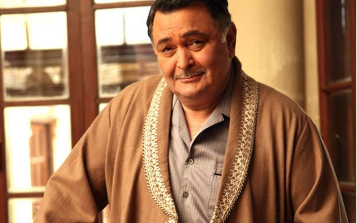 Bollywood Acteur Rishi Kapoor In Ontkenningsfase Bollywood