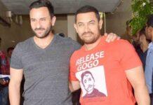 Bollywood acteurs Aamir Khan en Saif Ali Khan samen in film van Neeraj Pandey?