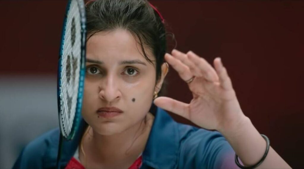 Bekijk de trailer van de Bollywood film Saina