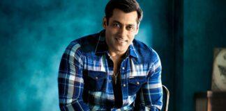 Komt Bollywood acteur Salman Khan met eigen YouTube-kanaal?
