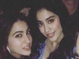 Bollywood starkid Sara Ali Khan ontkent rivaliteit tussen haar en Jhanvi Kapoor