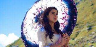 Bollywood actrice Sara Ali Khan laat succes niet naar haar hoofd stijgen