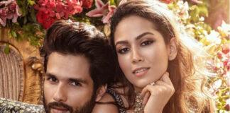 Bollywood acteur Shahid Kapoor steunt vrouw in alles wat ze wil gaan doen