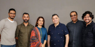 Laatste Bollywood film van Rishi Kapoor volgens plan voltooid?