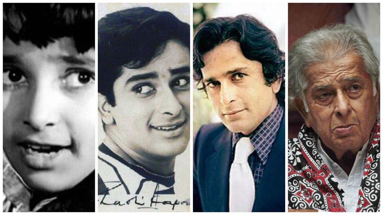Bollywood Veteraan Shashi Kapoor Overleden Bollywood