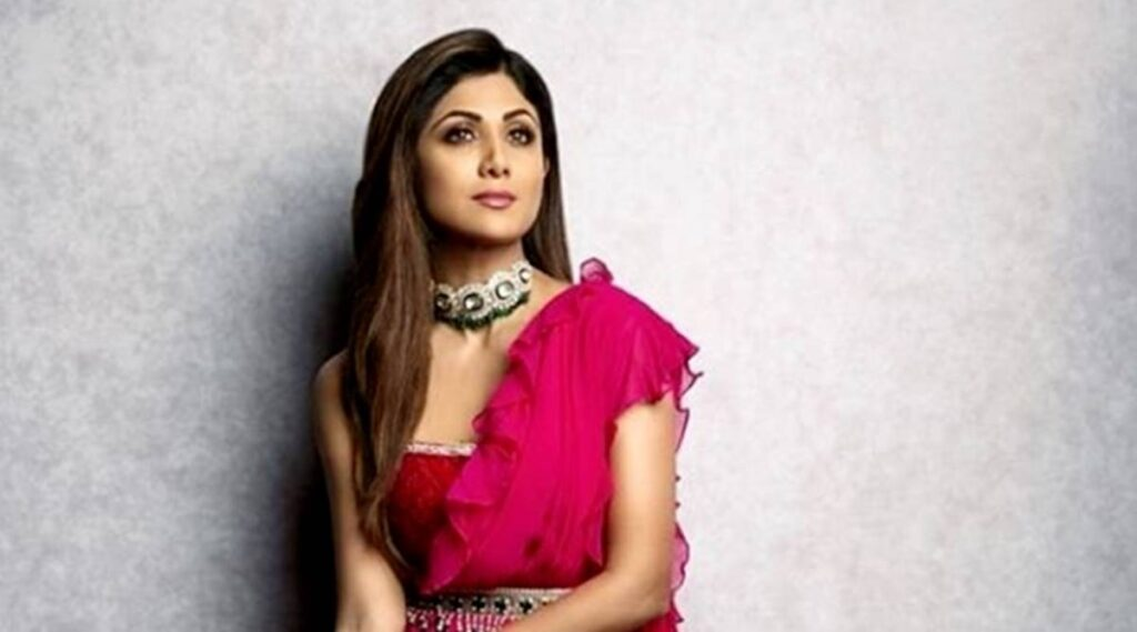 Bollywood en goede vrienden distantiëren zich van Shilpa Shetty