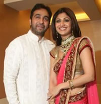 Bollywood actrice Shilpa Shetty verloofd